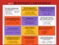 """""""Buddhist Cheat-Sheet"""""""